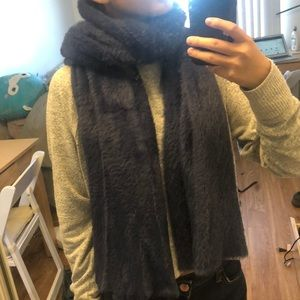 Urban Outfitters Blue scarf